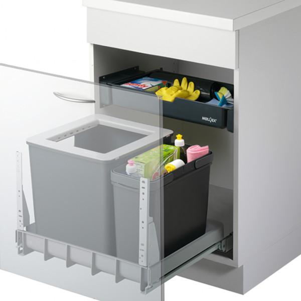 Naber, 8011019, Müllex EURO BOXX, 55/60 R, Abfallsammler, Erkelenz